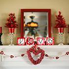 Valentine's Day Decorations Pinterest Account