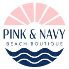 Pink & Navy Boutique Pinterest Account