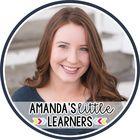 TPT Amanda K. Pinterest Account