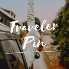 Traveler Pin | World Travel instagram Account