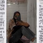 Siti Aisyah instagram Account