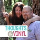 Thoughts in Vinyl = Wood Letters and Crafts and Vinyl Lettering instagram Account