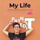 Sara Huesca MyLife Organizarse y aprender con estilo Pinterest Account