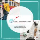 Craft India Holidays's Pinterest Account Avatar