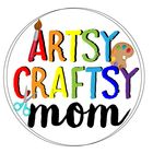 ArtsyCraftsyMom | Kids Art, Craft, & Creative Activities Pinterest Account