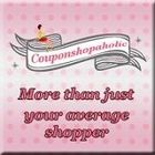 Couponshopaholic Pinterest Account