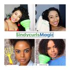 SindycurlsMagic Pinterest Account