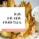 Air Fryer Fanatics Pinterest Account