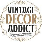 Vintage Decor Addict Pinterest Account