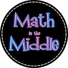Math in the Middle Pinterest Account