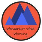 Wanderlust While Working | Travel Blog Pinterest Account