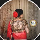 Best Mehendi Arts by Vijaya Varma instagram Account