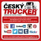 ČESKÝ - CZECH TRUCKER - digital advertising magazine instagram Account