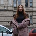 Ангелина Галушка instagram Account
