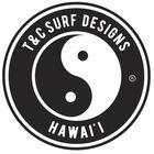 T&C Surf Designs Pinterest Account