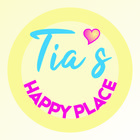 Tia's Happy Place's Pinterest Account Avatar