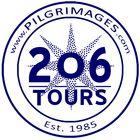 206 Tours Pinterest Account