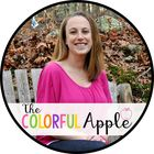 The Colorful Apple Pinterest Account
