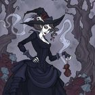 The Witch's Pinterest Account Avatar