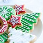 The Best Christmas Cookies Pinterest Account