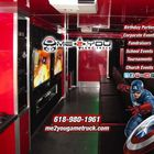 ME 2 YOU GAME TRUCK, INC Pinterest Account