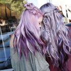 Farbige Haare Pinterest Account