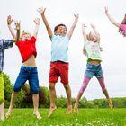 Glückliche Kinder Pinterest Account