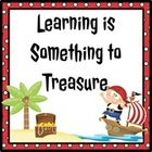 Learning Is Something To Treasure Pinterest Profile Picture