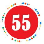 Fifty Five Designs's Pinterest Account Avatar