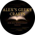 Alex's Geeky Crafts instagram Account