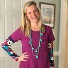LuLaRoe Kathryne Ripley ♥ Simply Comfortable Women's Clothing 's Pinterest Account Avatar
