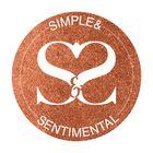 Simple & Sentimental Pinterest Account