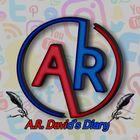 A.R. David's Diary Pinterest Account