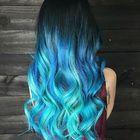 Blue Hair Colors Pinterest Account