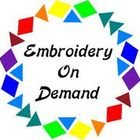 Embroidery On Demand LLC instagram Account