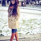 Asalya Djuraeva instagram Account
