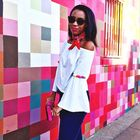 What Nicole Wore | Affordable Fashion And Beauty Blogger | Nicole Green Pinterest Account