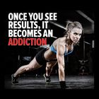 Fitness Addiction instagram Account