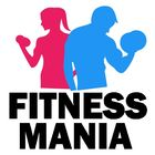 Fitness Mania Pinterest Account