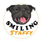 Smiling Staffy Pinterest Account