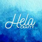 Hela Crafty - handmade designs, free SVG file sharing Pinterest Account