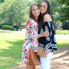Olivia Buon    Simply Style Sisters Pinterest Account