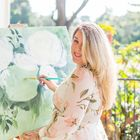 DC, Destination Live Wedding Painting & Watercolor Crests's Pinterest Account Avatar