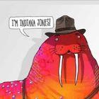 Indiana Jones Pinterest Account