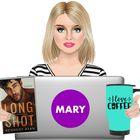 Mary USA Today HEA Pinterest Account