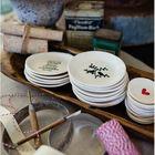 Zinnia Designs custom ceramics Pinterest Account