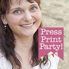 Press Print Party!  Fun Party Printables - Party Ideas, DIYs, tips and more Pinterest Account