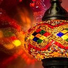 Turkish Mosaic Lamps instagram Account