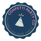 Confetti Party Company - Invitations, Stationery and Party Decor instagram Account