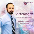 Raj saini Astrologer's Pinterest Account Avatar
